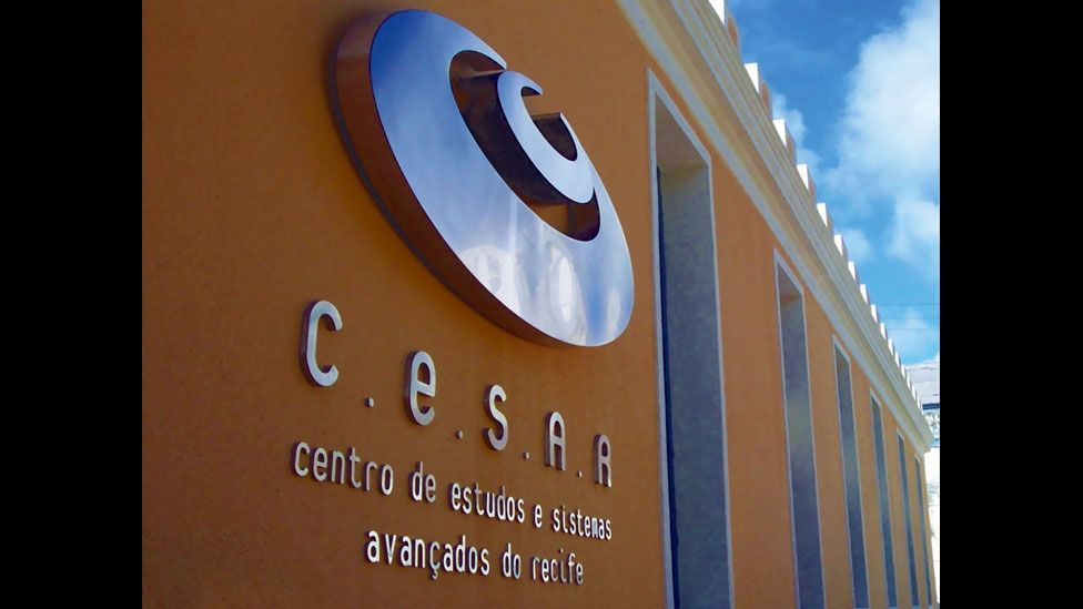 Porto Digital's roster of companies includes Cesar, a private tech initiative which has been called one of Brazil's most innovative companies. (Copyright: Cesar)