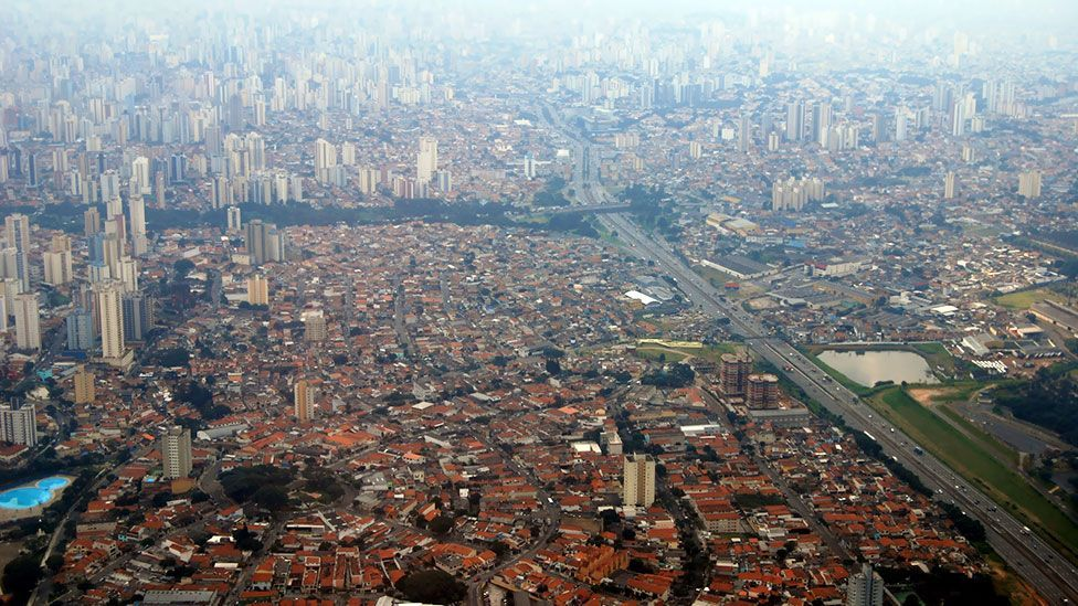 Recife lies hundreds of miles away from Brazil's southern cities such as Rio de Janeiro or Sao Paulo (pictured) which has led to fears it is too far away. (Copyright: Thinkstock)