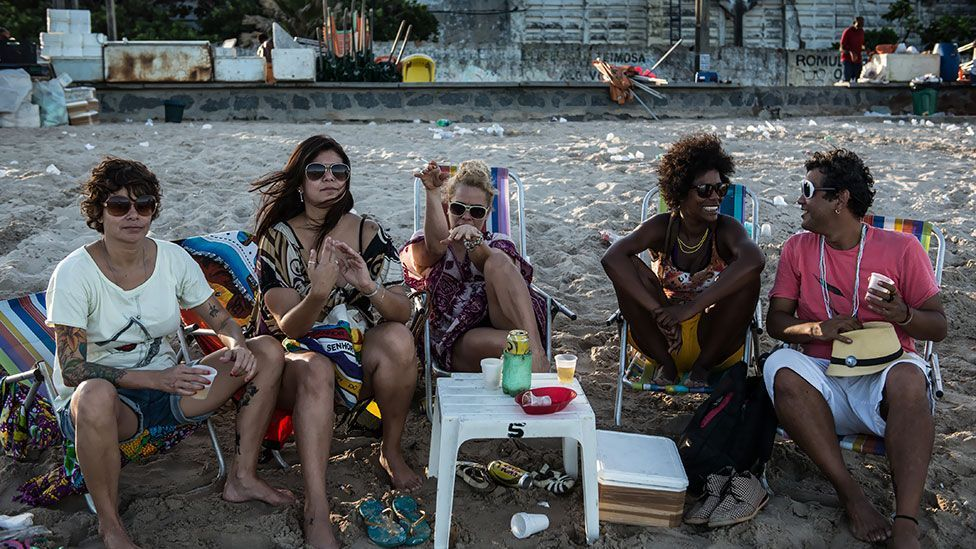 Recife has drawn some IT workers from the bigger cities because of its more laid back atmosphere. (Copyright: AFP/Getty Images)