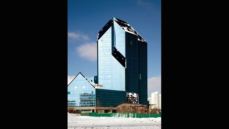 Zenit Business Centre, Moscow