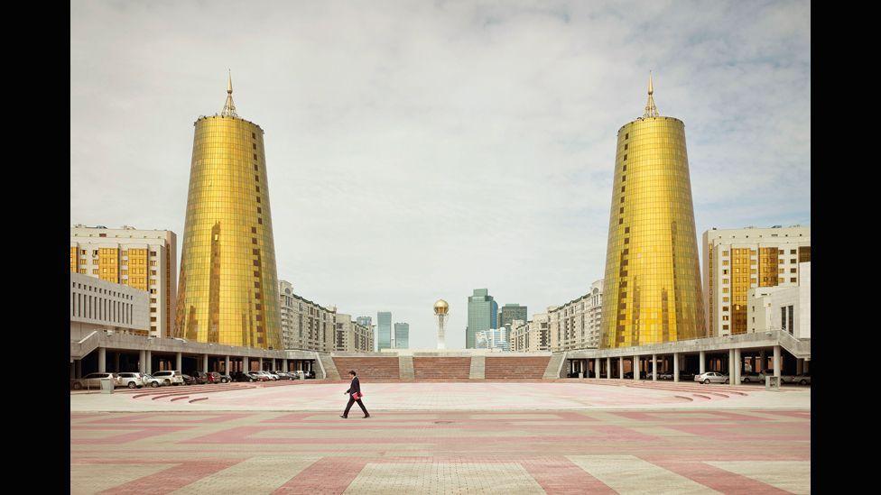 Ministry Buildings, Astana, Kazakhstan