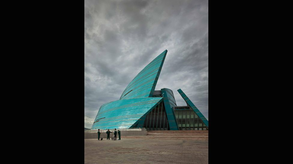 Kazakhstan Central Concert Hall, Astana, Kazakhstan