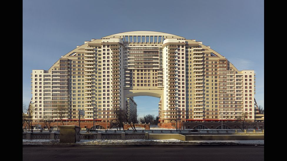 Arco di Sole, Moscow, Russia
