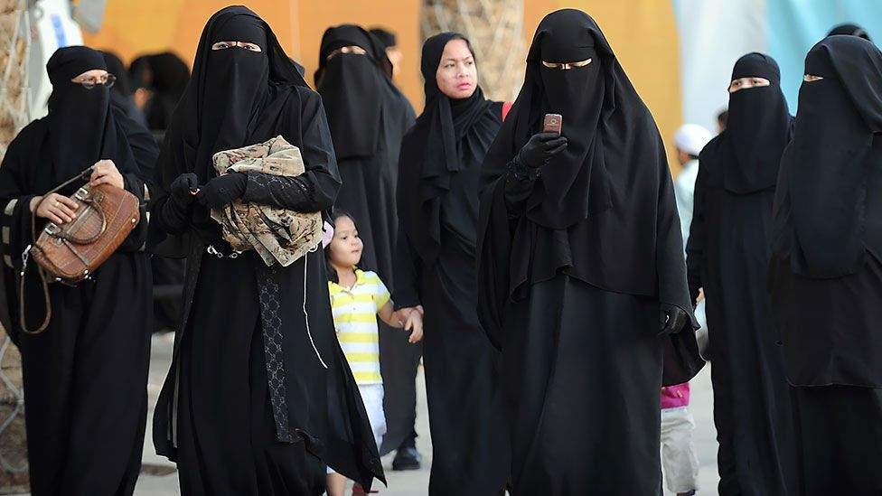Women make up more than half of the country's university graduates, but have often found it hard to find jobs in Saudi Arabia's restrictive culture. (AFP/Getty Images)
