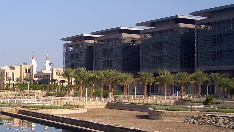 The King Abdullah University of Science and Technology is one of the government's multi-billion-dollar initiatives to diversify the economy. (Kaust)