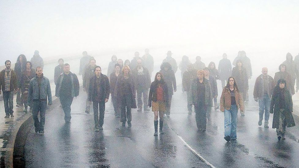 Les Revenants (2012) is a highly-acclaimed French drama examining the consequences when the dead return to their loved ones. (Canal+)