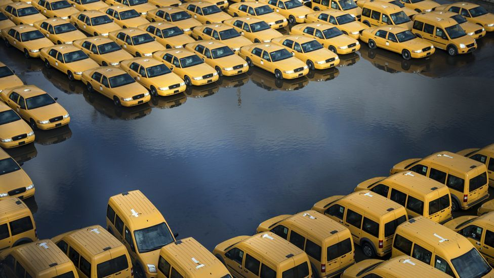 Storm surges – like the one which cased so much damage during Superstorm Sandy – are likely to become more damaging as climate change causes sea levels to rise. (Getty Images)