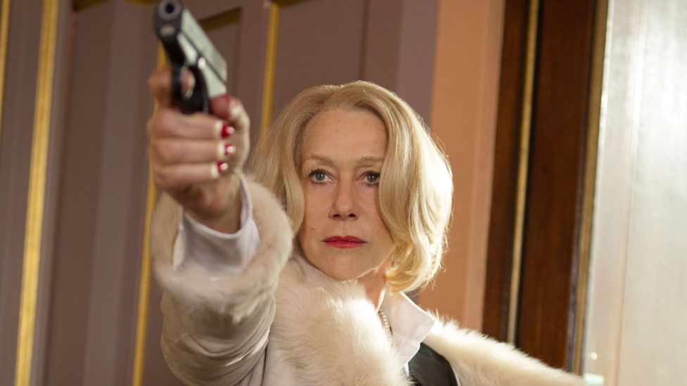 Helen Mirren began her career with the Royal Shakespeare Company in the late 1960s. But her film work has blended prestige projects with comic book films like Red and Red 2. (Rex)
