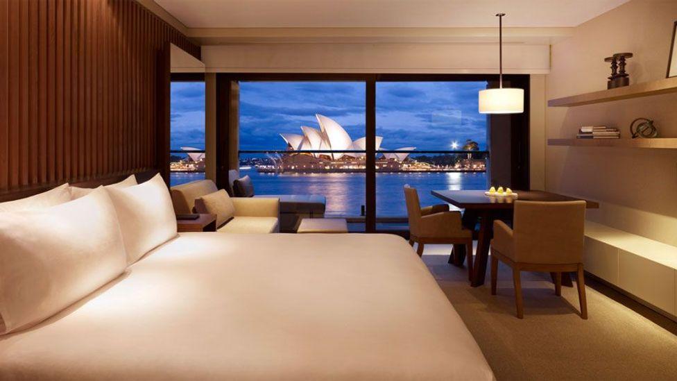 Park Hyatt Sydney, Hotel