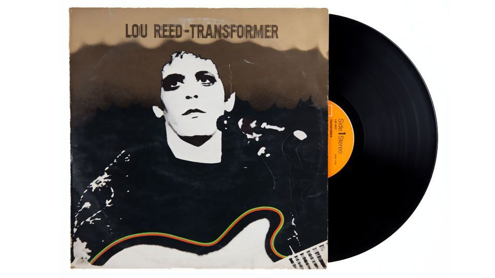 Lou Reed's Transformer was released in 1972, and featured some of his most celebrated songs, including Perfect Day and Walk on the Wild Side. (EyeBrowz/Alamy)