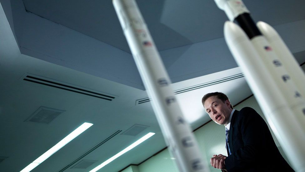 Cost is a big issue, could it interest multi-billionaires with an interest in space, like SpaceX's Elon Musk? (Getty Images)