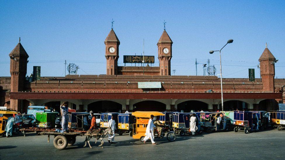Lahore Junction, Pakistan