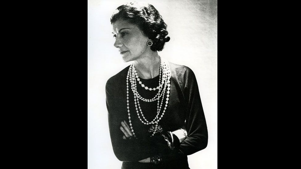 Chanel threw away conventions and her influence endures today – trousers for women, branded perfumes and a fashion for suntans are among her other inventions. (Alamy)