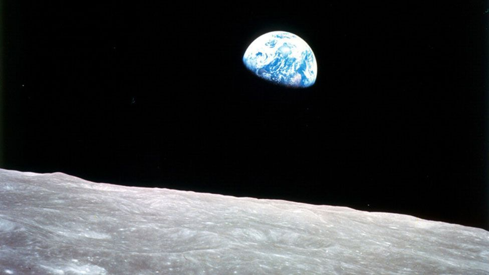 Since the iconic Earthrise at Christmas photo was taken by the Apollo 8 crew in 1968, the festive season has been entwined with space.