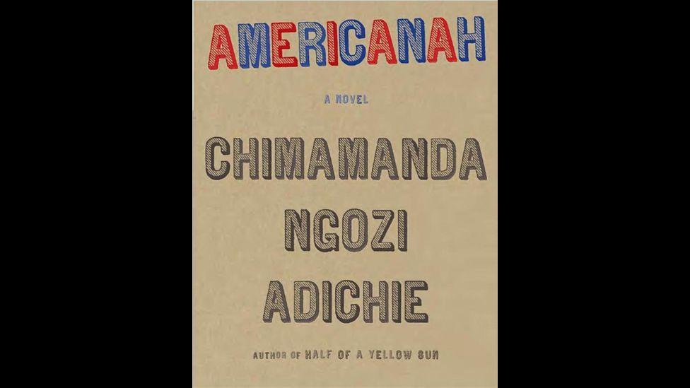 1. Americanah by Chimamanda Ngozi Adichie
