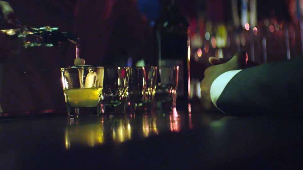 Absinthe's danger fuels its ongoing cultural resonance. Frank Ocean's Pyramids music video showed the drink still has hallucinogenic power in the 21st Century. (Def Jam)