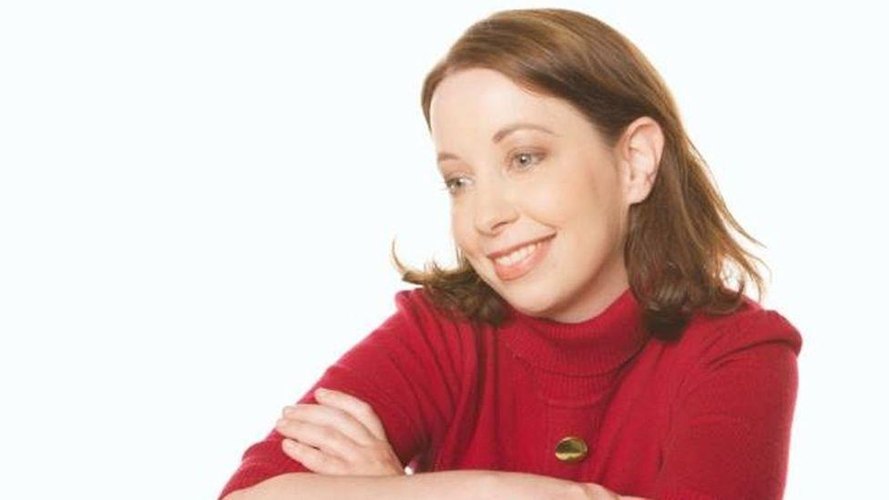 Radio host Jaki Lauper (Citizens Talent)