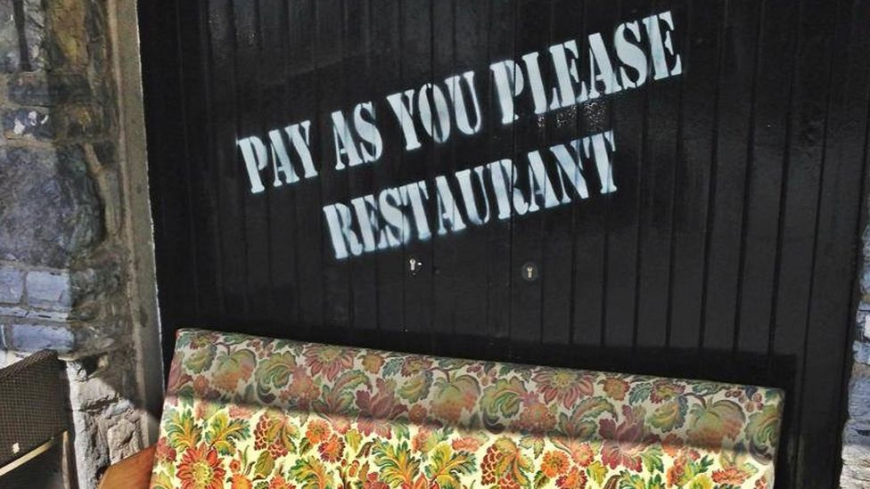 Pay As You Please in Killarney, Ireland was inspired by a similar style restaurant in Australia. (Pay As You Please)
