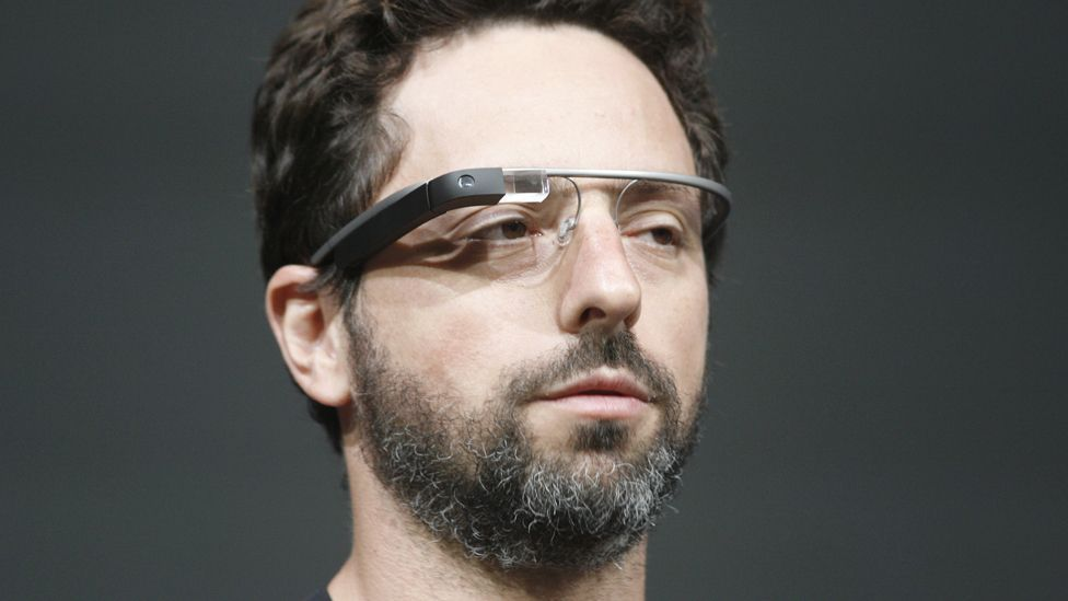 Could wearable tech like Google Glasses that projects car faults onto a screen remove the need to go to a garage? (AFP/Getty Images)