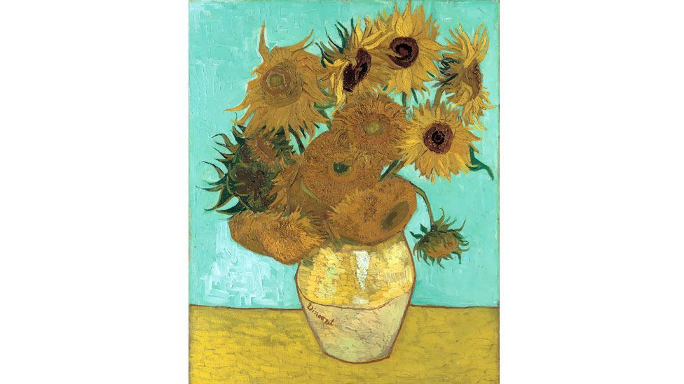 This version, similar to the National Gallery's, hangs at Munich's Neue Pinakothek.