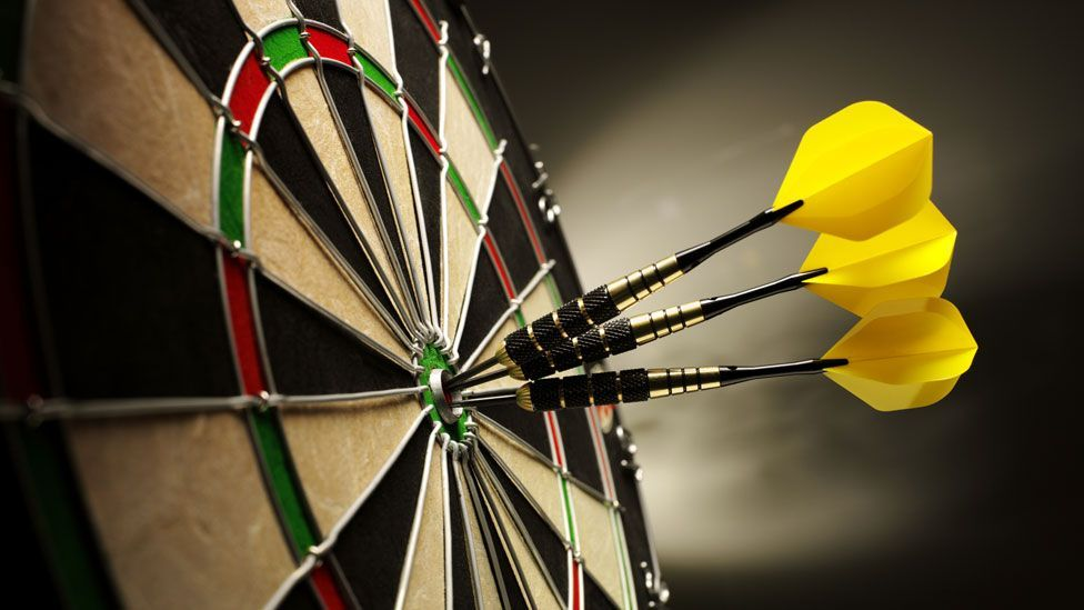 Throwing darts accurately requires specific muscular and skeletal structures in the hand (Thinkstock)