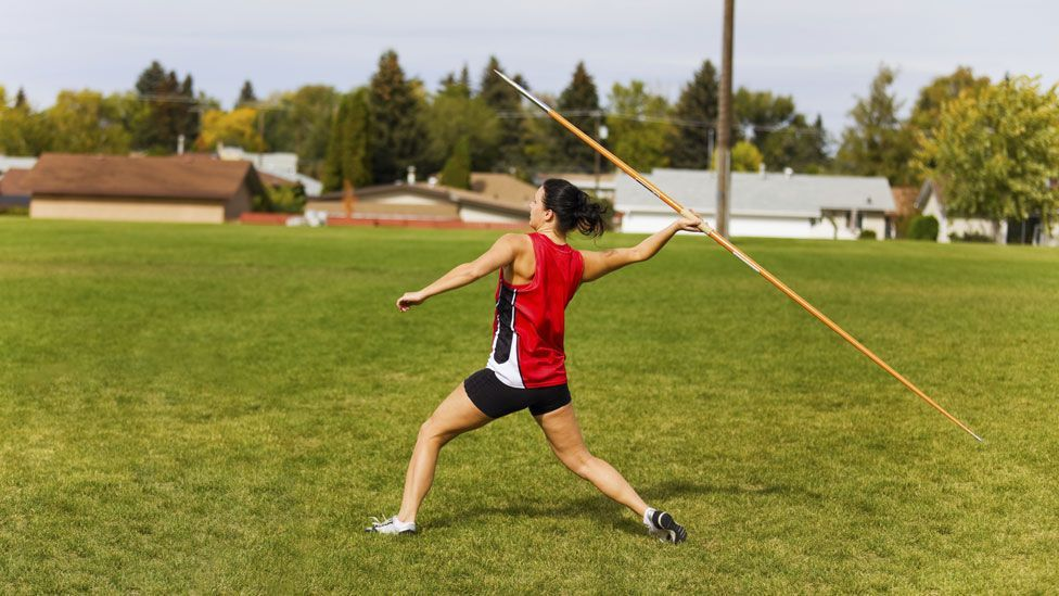 Studies show that the throwing ability of adult women is no different to men (Thinkstock)