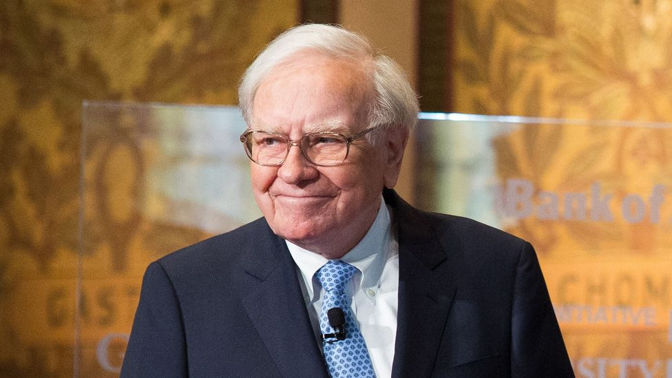 Billionaire Warren Buffett says the very successful say 'no' to almost everything. (Drew Angerer/Getty Images)