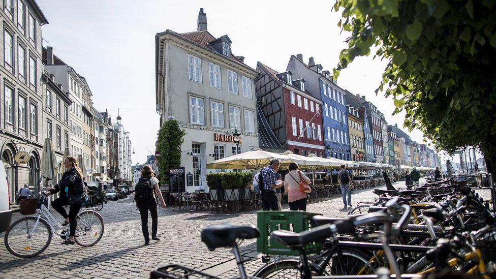 Copenhagen's high sales tax on new cars is an incentive to cycle or walk (Getty Images)