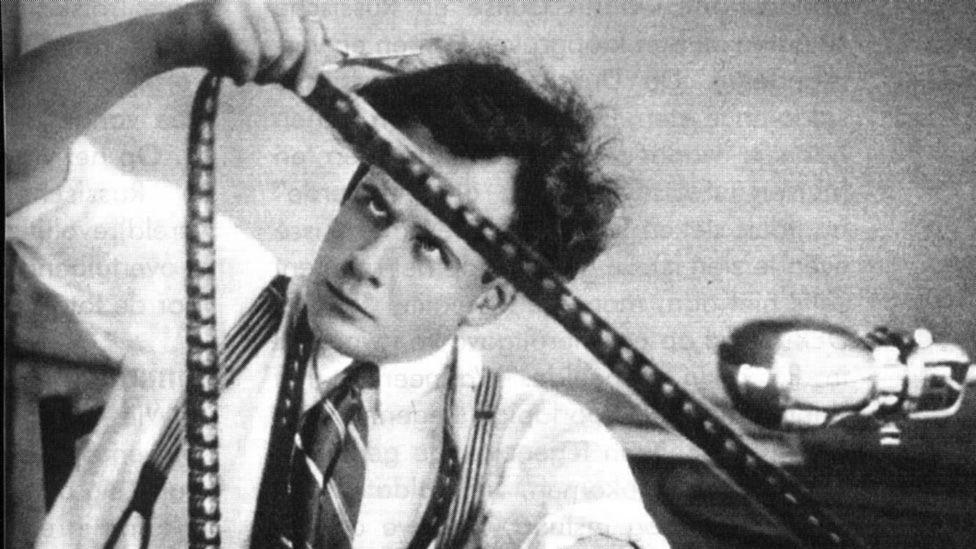 An American Tragedy by Sergei Eisenstein