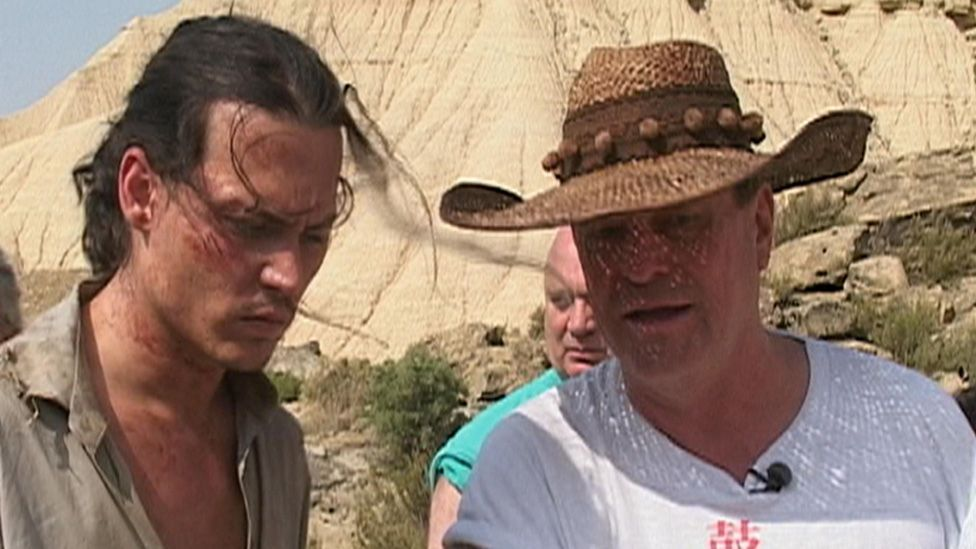 The Man Who Killed Don Quixote by Terry Gilliam