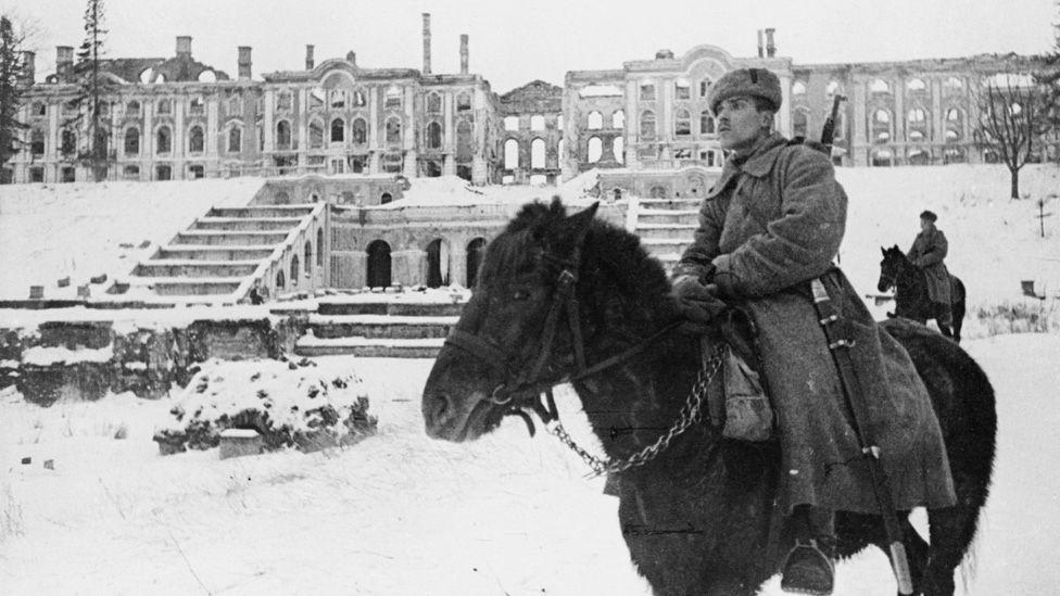 Leningrad: The 900 Days by Sergio Leone
