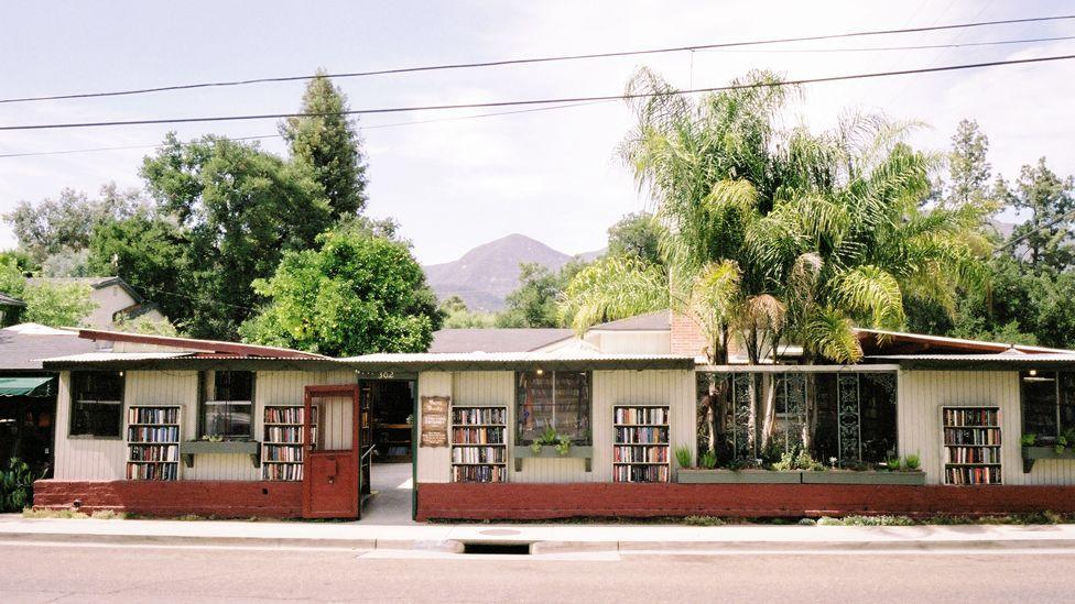 Bart's Books, California