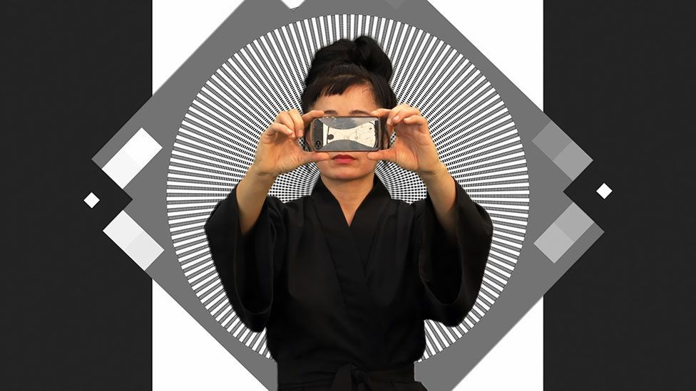 How Not To Be Seen by Hito Steyerl (2013, HD video file)
