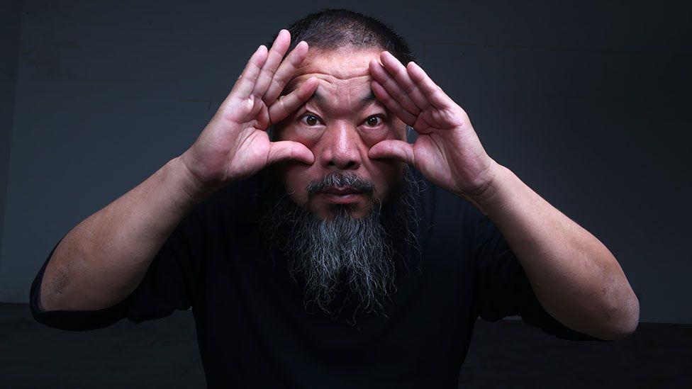 Ai Weiwei in 2012 (Gao Yuan)