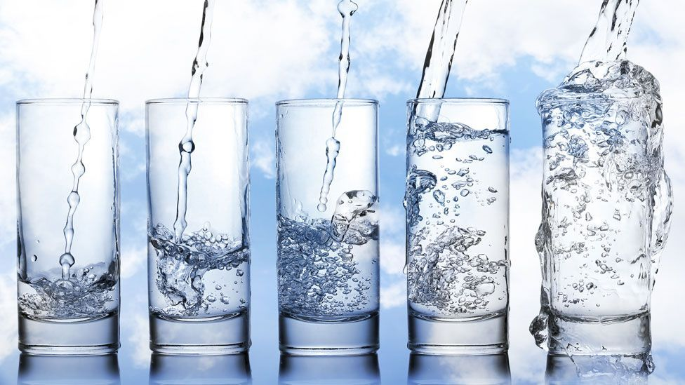 Do caffeinated drinks affect the water intake we're told to be drinking every day? (Thinkstock)