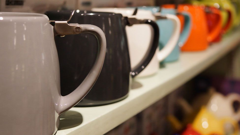 Whether you regularly drink your tea from a pot - or not - evidence that it dehydrates you is conflicting (Beverley Goodwin/Flickr)