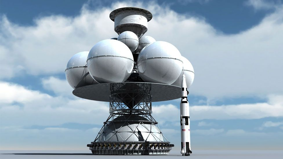 In the 1970s, the Daedalus project combined a nuclear fusion engine with helium fuel cells (Adrian Mann)