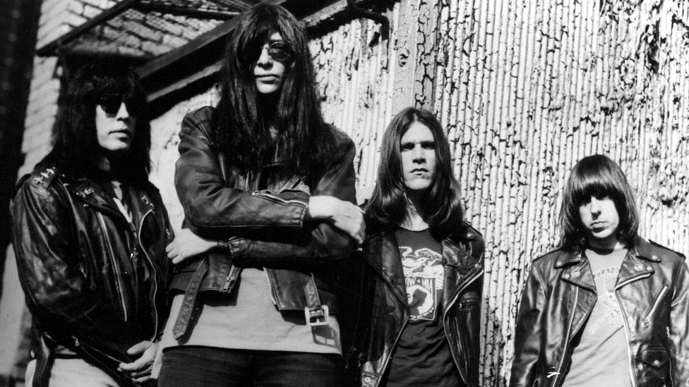 The Ramones (Rex/Everett Collection)