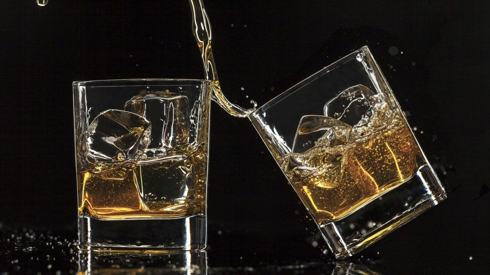Whisky contains high levels of 'congeners', which can make hangovers worse than paler drinks (Thinkstock)