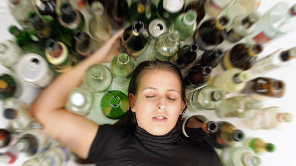 Many drinkers report that they don't get hangovers at all, but it's unclear why (Thinkstock)