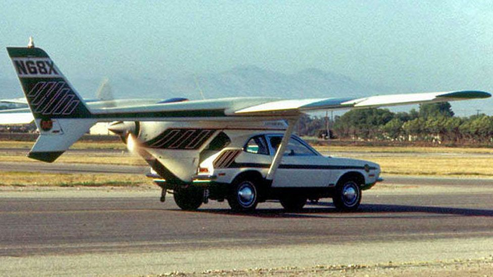 The AVE Mizar, a flying car, killed its inventor in 1973. It's one of many notorious failed inventions, compiled in the following gallery. (Doug Duncan/Wikipedia/CC BY 3.0)