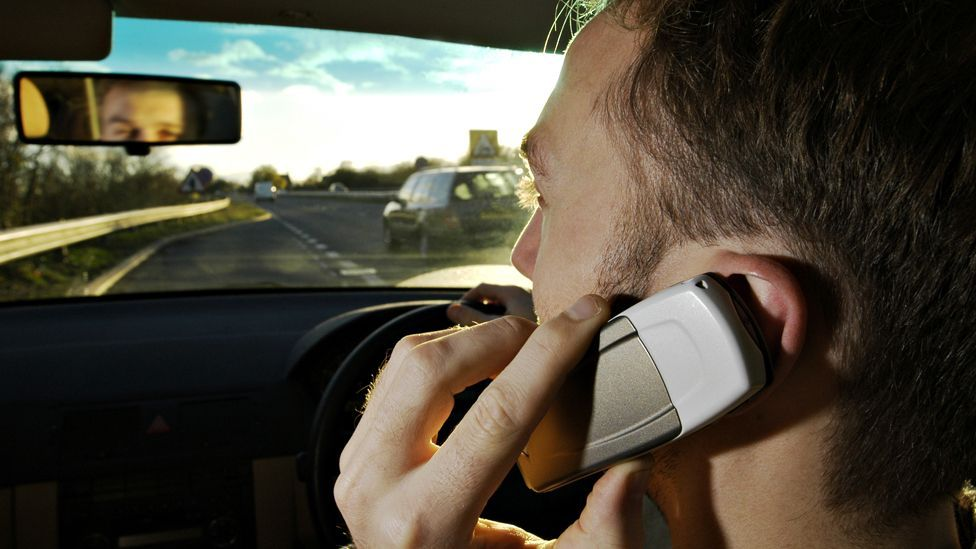 Driving and talking on a phone in busy conditions is dangerous; but can it aid concentration at quieter times? (Science Photo Library)
