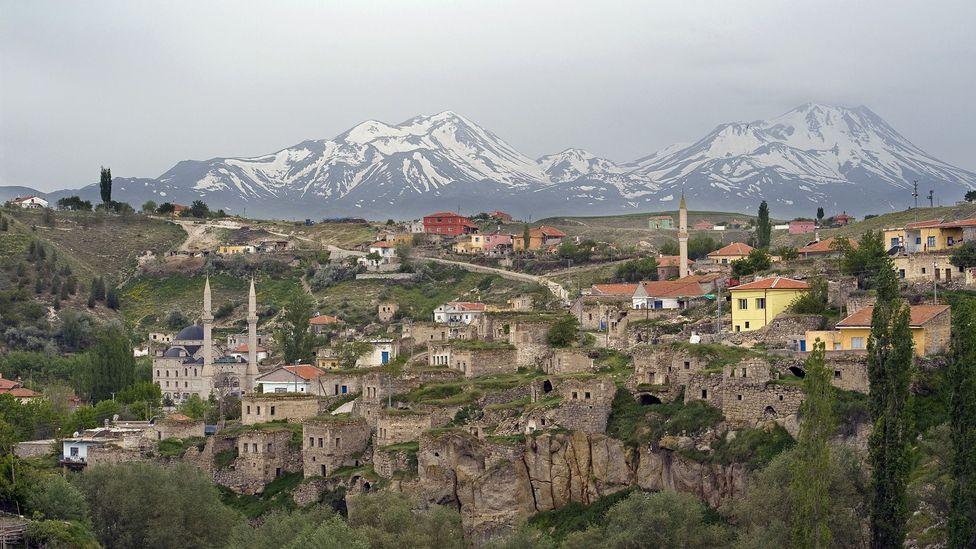 Mount Hasan Güzelyurt Turkey