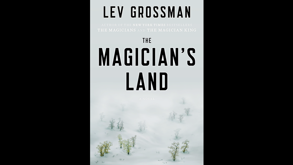 Lev Grossman, The Magician's Land