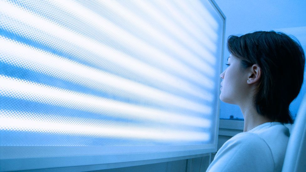 Some people turn to phototherapy to treat jet lag (Science Photo Library)