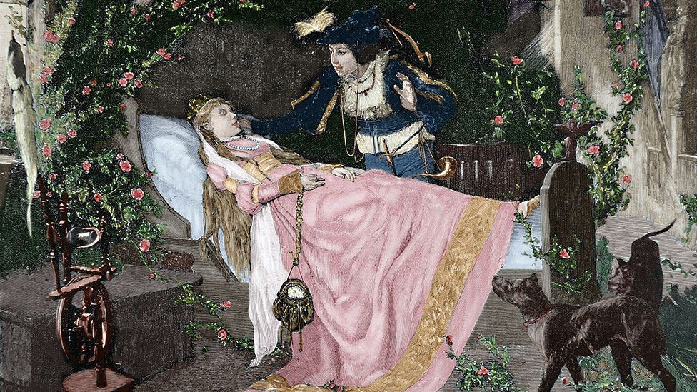 The Sleeping Beauty. The Miracle of Love. (Prisma Archivo/Alamy)