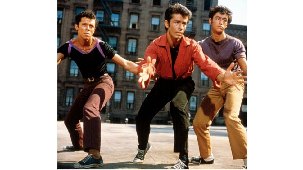 West Side Story, 1961 (Everett Collection/Rex)