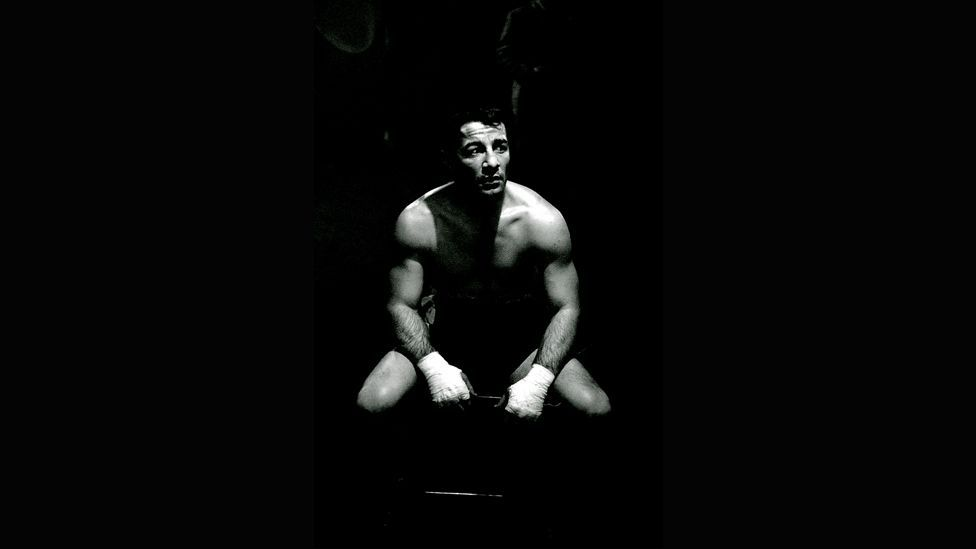 Rocky Graziano – Portrait, 1947
