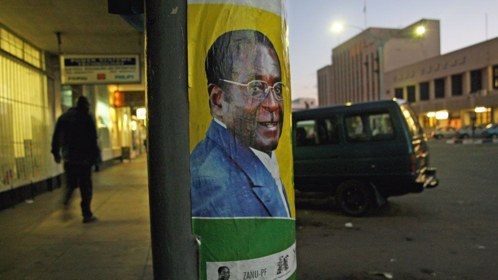 How long will Robert Mugabe stay in power? Super-forecasters tend to make such geopolitical predictions more accurately (Getty Images)
