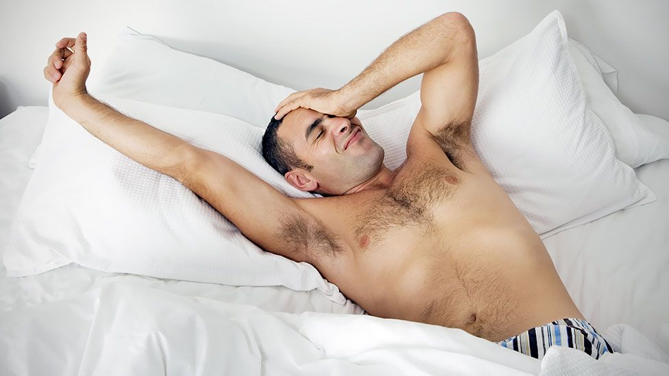Sleep is the thing the average man thinks about most towards the end of the night, apparently (Getty Images)